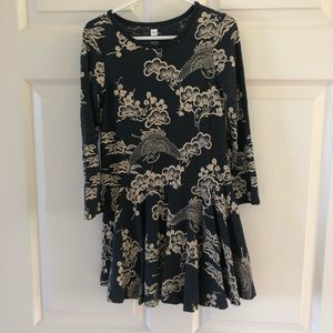 Other - New Tea collection Japanese crane dress
